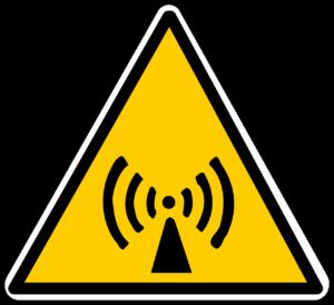 mikrowellen-warnung